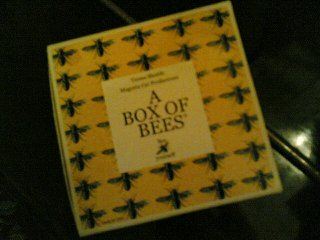 Box of bees