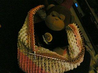 Bag monkey