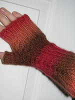 armwarmer on