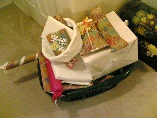 Presents ready