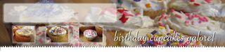 kristine's cupcake banner