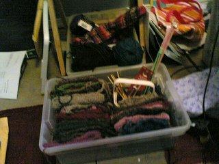 Organized knitting