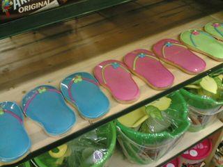 Sandle cookies