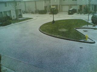 Snowhail