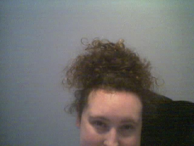 Tall curls