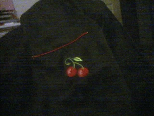 Cherries jammies