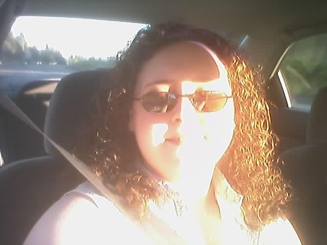 Really sunny