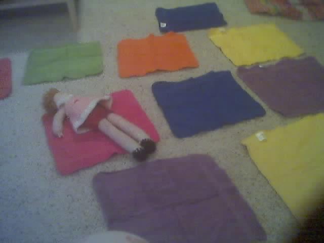 Leah squares